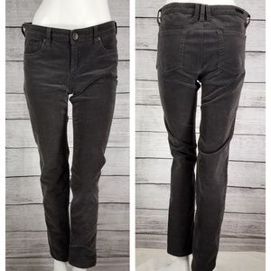 Kut From the Cloth 8 Corduroy Skinny Pants Jeans